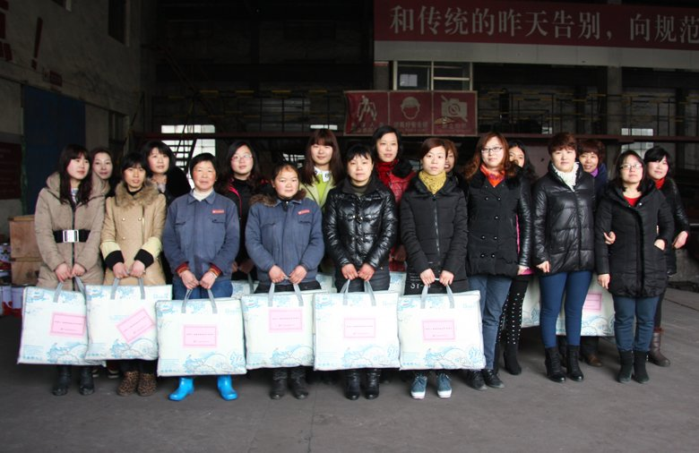 星火特鋼紀念三八國際勞動婦女節第104周年