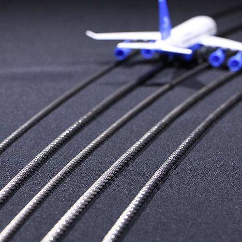 1*7不銹鋼絲繩(控制線用)